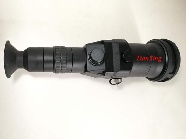 T90I Sniper Thermal Imaging Sight Night Vision Riflescope of 1200m .50 caliber 1280x1024 display -2