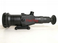 T90 Sniper Thermal Imaging Sight Night Vision Riflescope of 1200m .50 caliber 1280x1024 display -1
