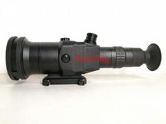 T90 Sniper Thermal Imaging Sight Night Vision Riflescope of 1200m .50 caliber 1280x1024 display -1