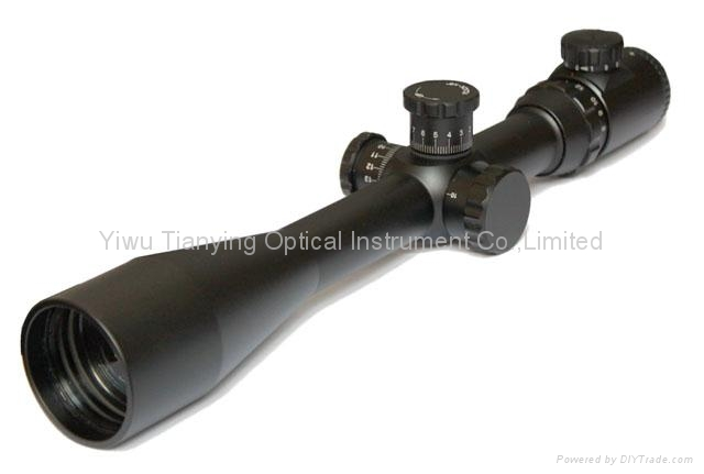 King 10-40x56SF Tactical Riflescopes 1
