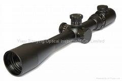 King 10-40x56SF Tactical Riflescopes