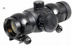 1x25 rifle scope