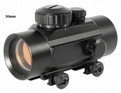 1x30 rifle scope