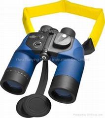 Voyager 7x50C Compass Range Finder Military/LE/Marine Binoculars
