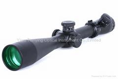 Assassin 4-24x52 Tactical Riflescopes