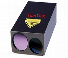 17km 12ppm Continuous Rate Eye Safe Laser Rangefinder