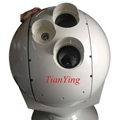 Multi Sensor Surveillance Human 5km Security Infrared Thermal Imaging Camera