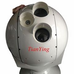 Human 8km+ Thermal Imaging Camera Electro-Optical Surveillance Tracking System
