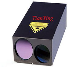 20km (10平方米目标) 1Hz连续频率人眼安全手持激光测距仪模块.