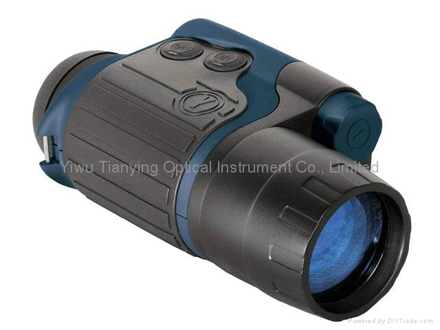 Spartan 2x24 3x42 WP Night Vision Monocular