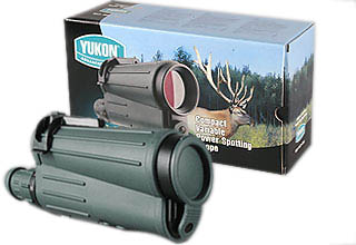 Yukon 20-50x50 Variable Power Spotting Scopes Sku # 21014 -2