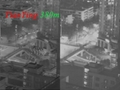 thermal imaging working distance contrast night vision working distance, you can see their working distance is similar.