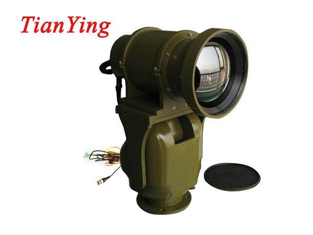 thermal camera with pan/tilt