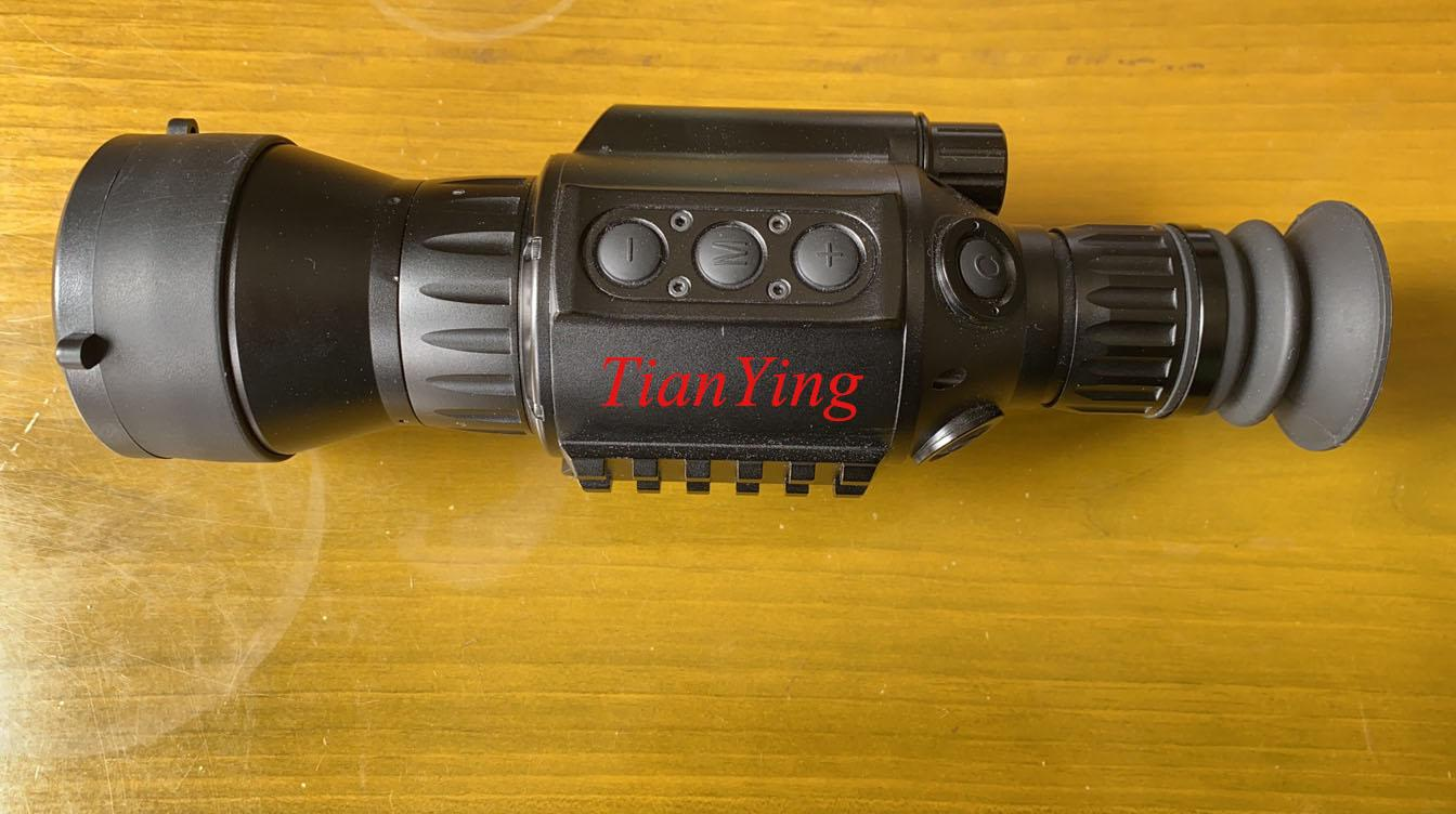 T54 Thermal Weapon Sight of 640x512 800m .338 cailber sniper