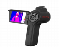 TP384 Infrared Body Temperature Rapid Screening Thermal Imaging Camera