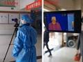 TP384 Infrared Body Temperature Rapid Screening Thermal Imaging Camera