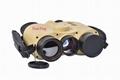 1.2kg Weight IP67 Thermal Imaging Fusion Night Vision Binoculars