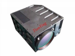 10km+ 110~1100mm security surveillance Thermal imaging camera
