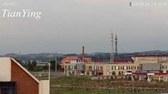18km Human Surveillance CCTV Security Camera of HD1200P 2MP 48x Precision Zoom