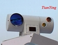 100°/s speed 0.01° Accuracy Auto Tracking  Remote Pan Tilt Robotic Heads