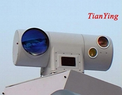 Man 10km+ TV Thermal Camera Laser Rangefinder Auto Tracking Surveillance System