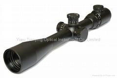 King 4-16x50SF Tactical Riflescopes
