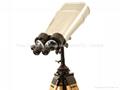 Giant 25x40x100 Large Astronomy Surveillance Binoculars