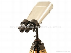 巨無霸 25x 40x100 天文型監視望遠鏡