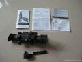 Night Vision Rifle Scopes Phantom 3x50 (Gen. 2+)