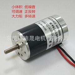 38ZYT64-R永磁直流電機