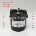 60KTYZ低速微型可逆同步電