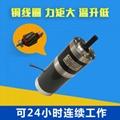 45GX4568R永磁直流行星減速電機 4