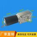 4058GW直流無刷渦輪蝸杆減速電機 3