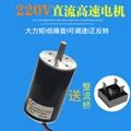 DC220V直流高速電機100