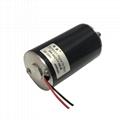 DC220V直流高速电机100W正反转电机10mm轴径直流电机 直流马达 调速电机 5