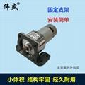 60GA775F永磁直流齒輪減速電機 2
