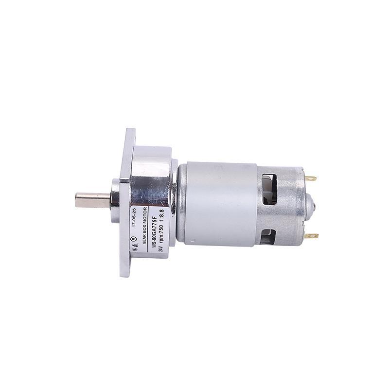60GA775F永磁直流齒輪減速電機 5