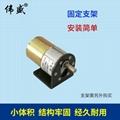 37GA520R永磁直流齒輪減速電機 4