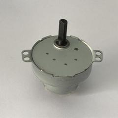 電動球閥大扭矩慢速直流電機6V12V24V直流減速電機微型正反小馬達