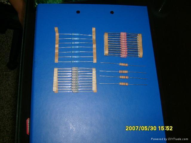 氧化膜金属膜电阻 2