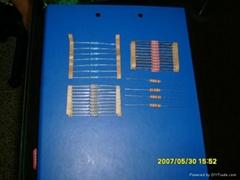 氧化膜金屬膜電阻