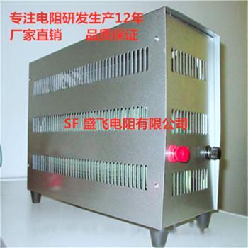 制动单元风冷式负载箱 2