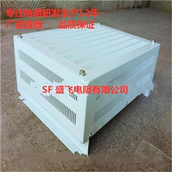 制动单元风冷式负载箱 4