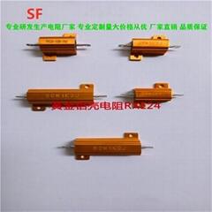 黄金铝壳电阻