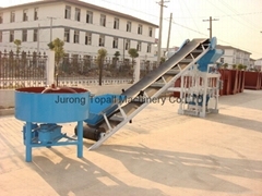 QTJ4-40A混凝土製磚機