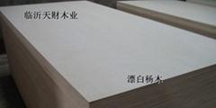 E0 E1 E2环保全杨木板式家具专用胶合板