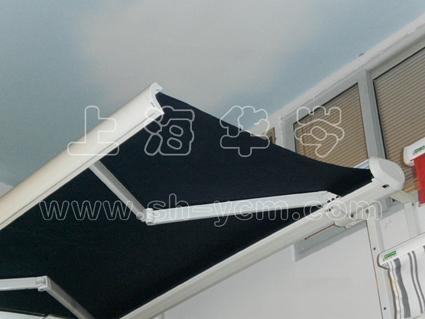 曲臂式遮陽篷 3