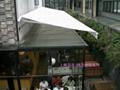 開放式遮陽篷