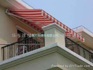 開放式遮陽篷 3