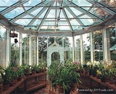 陽光房玻璃房